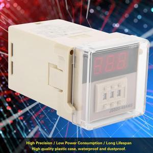 Image 3 - Реле таймера задержки питания, 1 999 с, 220 В переменного тока, 2019