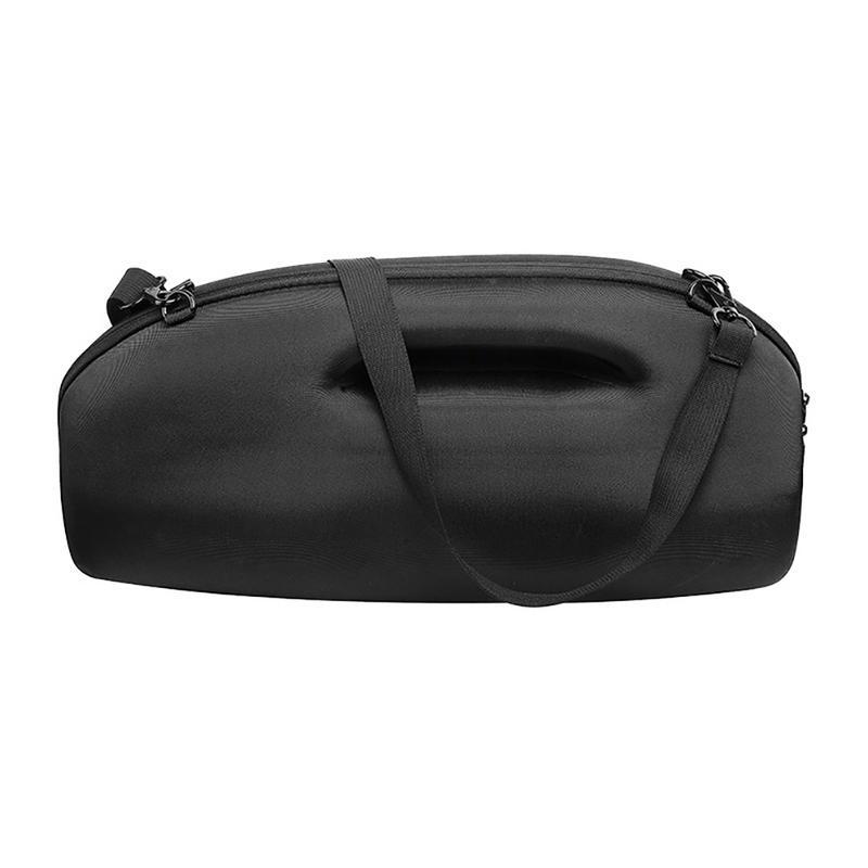 Dur Sans Fil Bluetooth Haut-Parleur étui de protection Pour JBL Boombox Bluetooth Haut-Parleur Dur EVA Voyage Noir Cas Avec Sangle De Transport