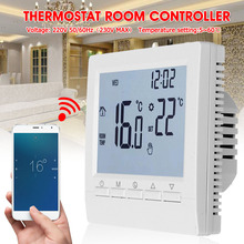 ZEAST 16A 220V NTC WIFI Heating Thermostat Electric Heating