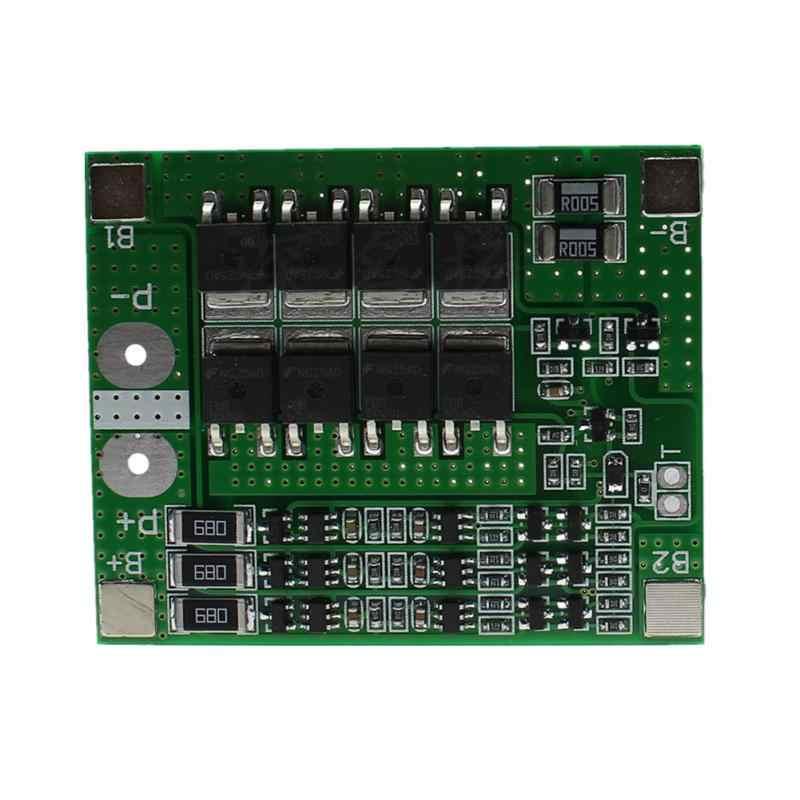 BMS 3 S 30A 12 V литий-ионный 18650 схема защиты батареи BMS пакеты PCB доска баланс интегральные схемы электронный модуль