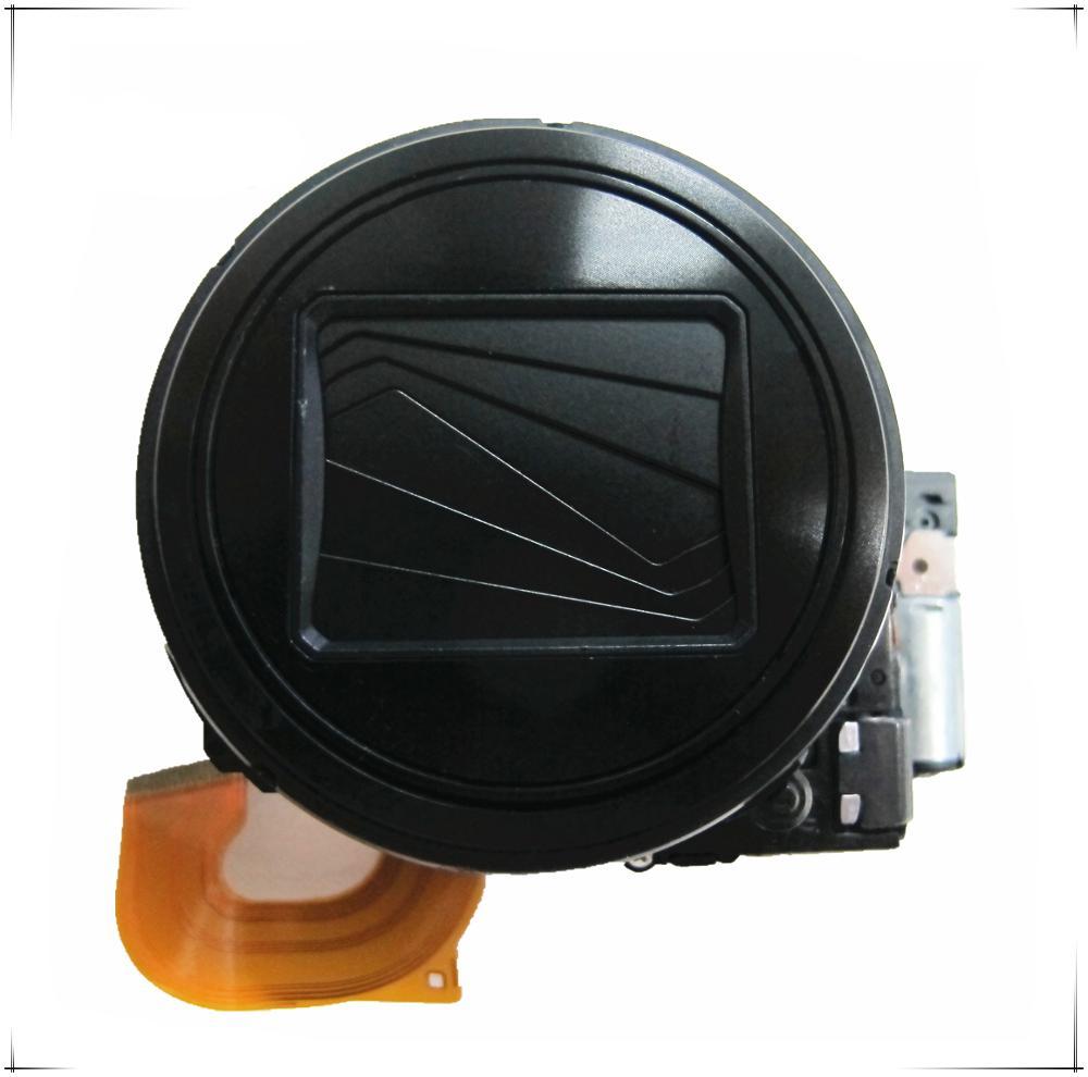 Оригинальные запасные части для цифровой камеры DSC HX50 зум для sony Cyber Shot HX50 объектив HX60V объектив без ПЗС БЛОК Черный Бесплатная доставка - 2