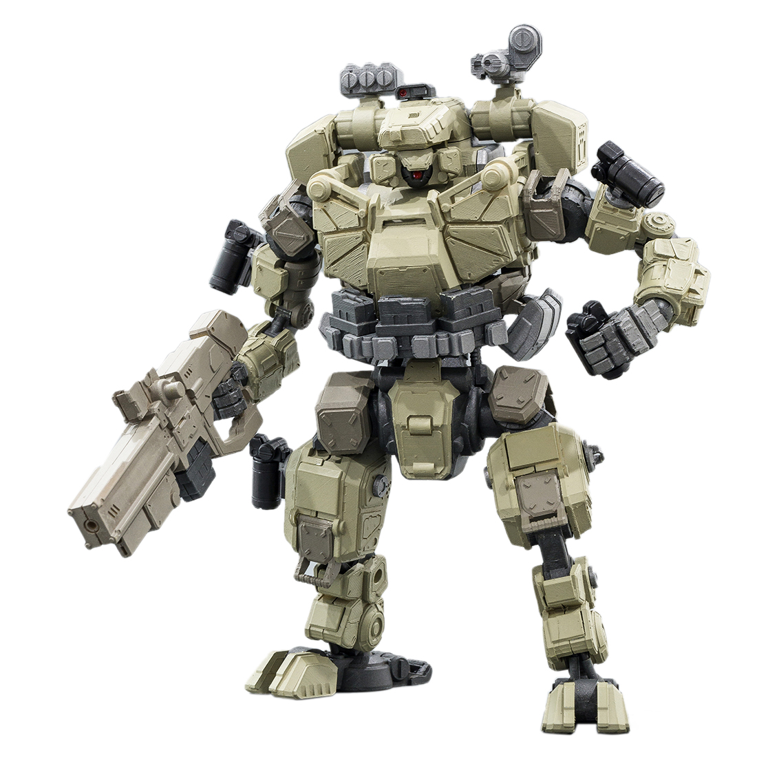 1 6 Scale DIY Large Mecha Action Figure Toys Assault Assorted Color Assembly Fine Soldier Model