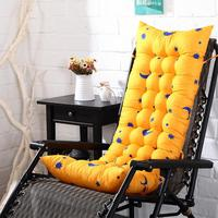 Thicken Recliner Cushion Beach Seat Cushion Lunch Break Chair Cotton Pad Rocking Chair Indoor And Outdoor Recliner Cushion