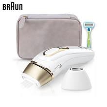 Фотоэпилятор Braun Silk-expert IPL Pro 5 PL5124 + Gillette Venus + чехол (2/144)