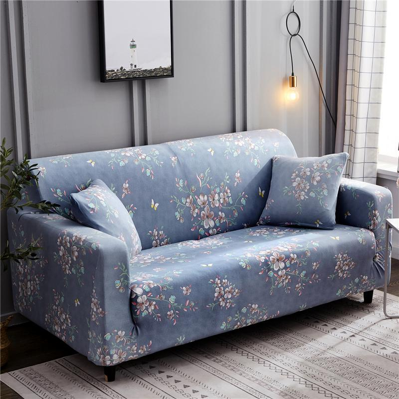 2//3 Seater Sofa Covers Slipcover Elastic Stretch Settee Couch Protector Home