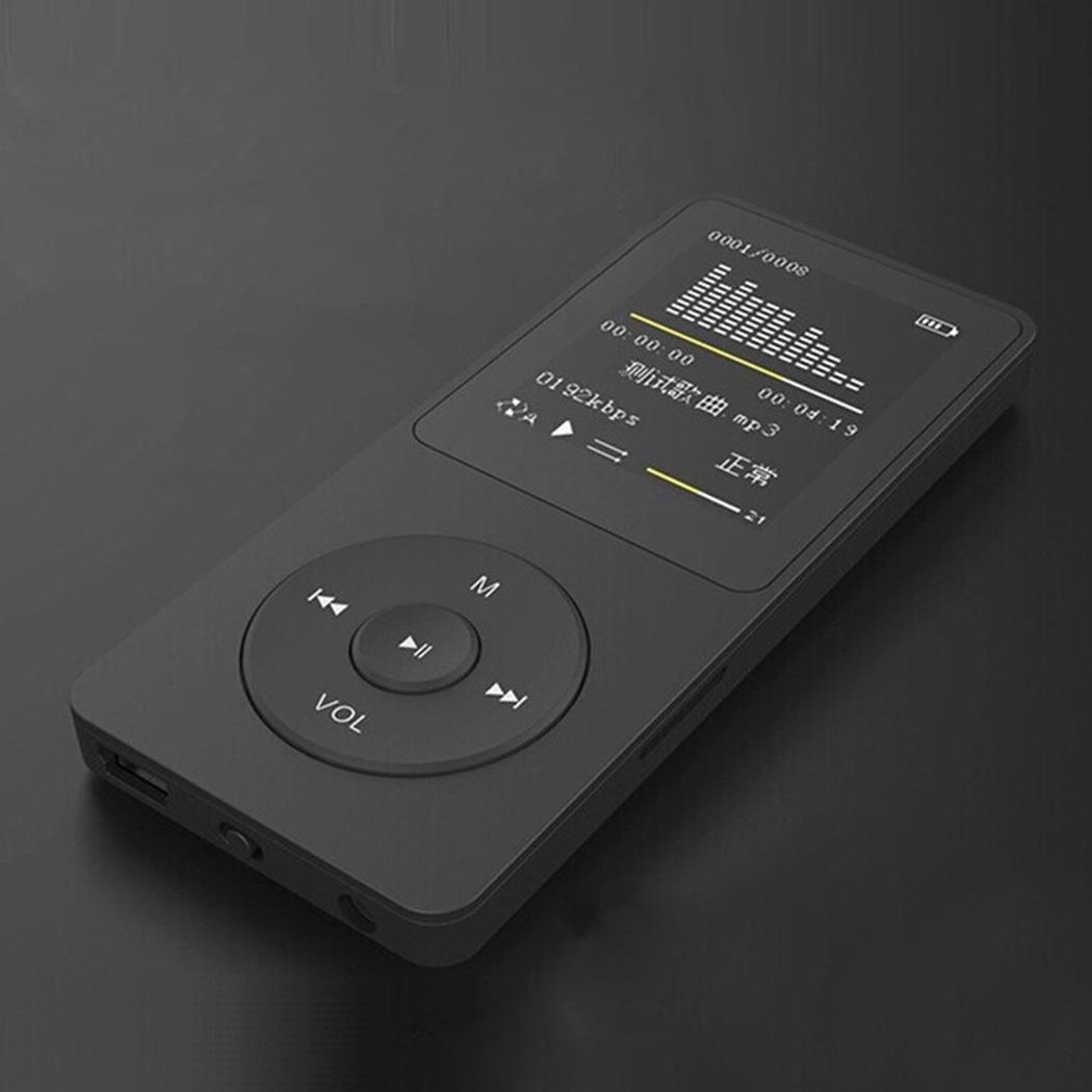 New Unisex General MP4 Video Playback Headphones music 10-30H 8GB 220 176 3.0 Handsfree Multi-function MP3