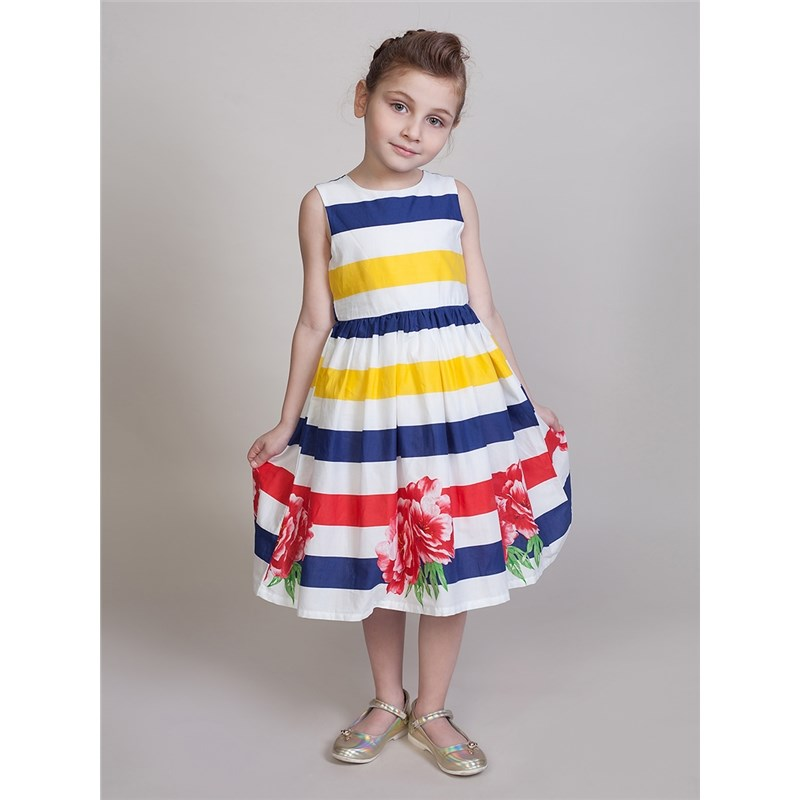 Dresses Sweet Berry Textile dress for girls kid clothes 2017 summer girls princess dress striped designs red lips teens dress sleeveless sweet party kids dresses for age 7 8 9 10 11 12