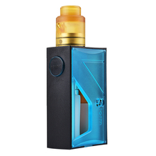 Vapor Storm Raptor Squonk Mod Safe Firmware Vape BF Box Electronic Cigarette 5mL Bottle Bottom Feeding RDA Without 18650/20700
