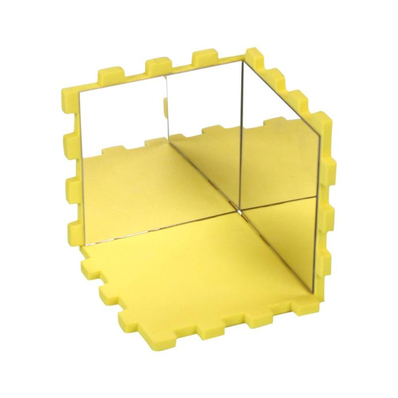 Multi-faceted Mirror Toy Creative DIY Magic Mirror Model Kits Students Technology Inventions Toy Educational Toys For Children