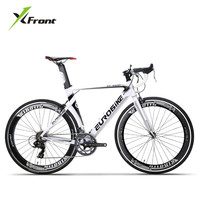 New Brand Road Bike Aluminum Alloy Frame 14/16 Speed Shift Bicycle Outdoor Sports Cycling Racing Bicicleta