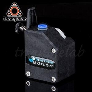 Image 4 - Trianglelab – extrudeuse BMG pour miroir gauche V1.0 clonée Btech Bowden, double conduite pour imprimante 3d, pour mk8 cr10 ender3