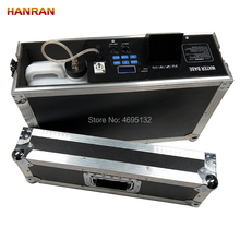 900W Stage Mist Haze Machine with DMX Control Flight Case Package Stage Lighting Effect Hazer цена