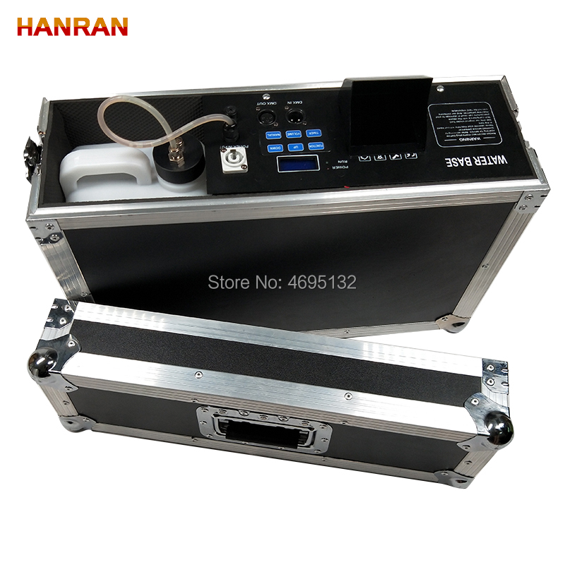 900W <font><b>Stage</b></font> Mist Haze Machine with DMX Control Flight Case Package <font><b>Stage</b></font> Lighting Effect <font><b>Hazer</b></font> image