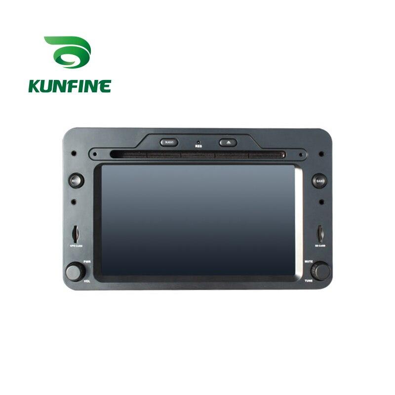 Quad Core 800*480 Android 5.1 lecteur de voiture DVD GPS Navigation stéréo pour Alfa Romeo 159 2005 Bluetooth Wifi/3G