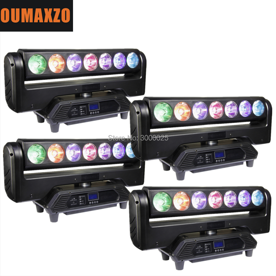 4PCS/LOT Pixel beam led moving 7x15W Pixel Blade LED Moving Head Beam Wash stage light dmx effect Osram for DJ disco