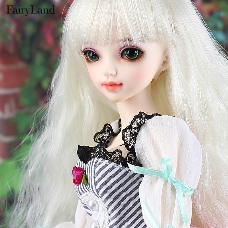 New Arrival Fairyland Minifee Sarang 1 4 BJD SD Joint Doll Body Model Lovely High Quality