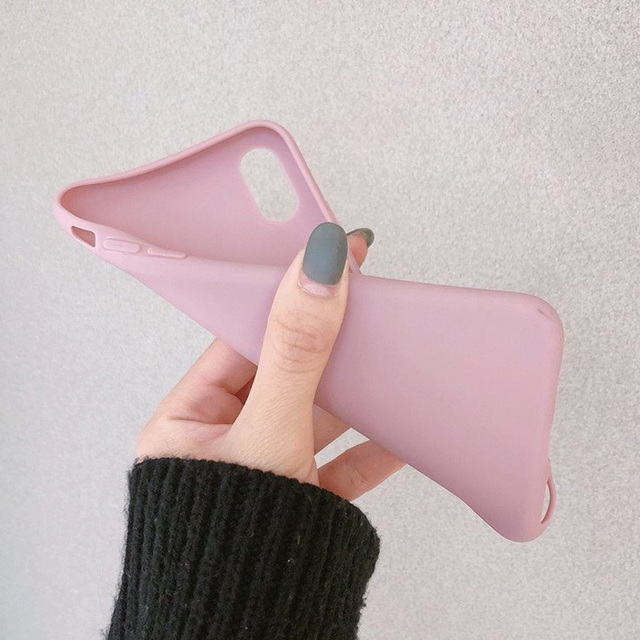 iPhone 11 Solid Color Case 2