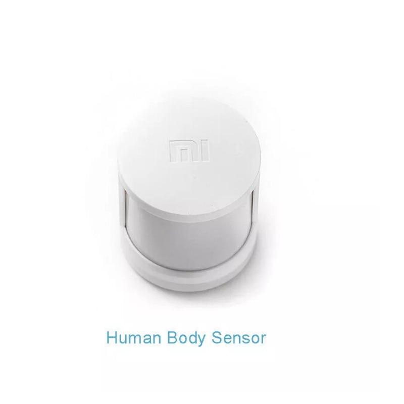 Комплект для умного дома Xiao mi jia, шлюз, окно, дверь и датчик тела, умная розетка, беспроводной переключатель mi 5 в 1, комплект для безопасности умного дома - 4