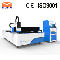 MT L1325F CNC 300W Fiber Laser Cutting Machine Raycus Stainless Steel Cutter Machine for Iron Panel