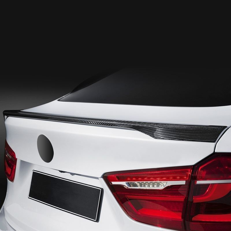 Decoration Car Styling Mouldings Accessory Automobile Modified Spoilers Wings 08 09 10 11 12 13 14 15 16 17 18 FOR BMW X6 series in Spoilers Wings from Automobiles Motorcycles