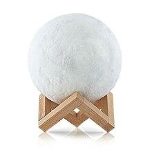 7-Цвета 3D лунный свет Коран Динамик Коран плеер Беспроводной Bluetooth пресс-лампа