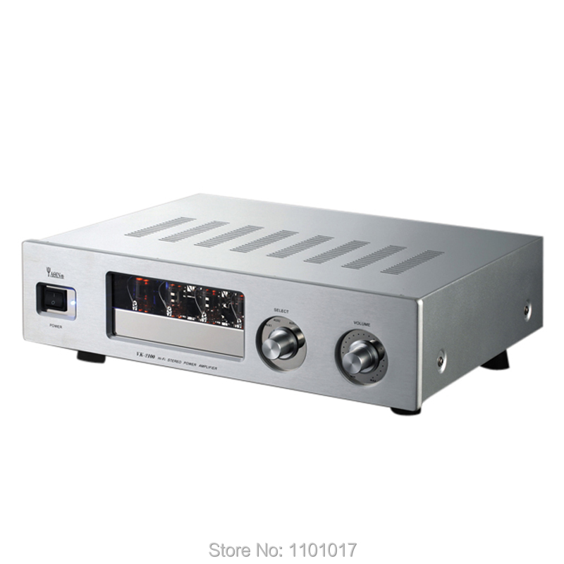 YAQIN VK-2100 Hybride Tube Amplificateur HIFI EXQUIS SRPP circuit lampe amp