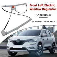 VODOOL Front Left Electric Window Regulator 8200000937 for RENAULT LAGUNA MK2 II 2000 2007 Car Auto Replacement Part Accessories