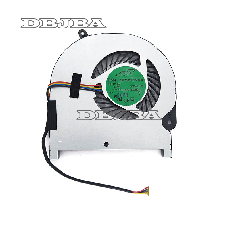 Nouveau Ventilateur Pour Toshiba Satellite Radius P55W-C5200X P55W-C5200X P55W-C5200D P55W-C5208-4K P55W-C5314 ventilateur cpu