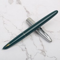 High Quality Business Vintage 0.5mm 3 Color Office Popular Gift Classic Fountain Pen Ink Pen Nib Calligraphy Stationery 03832