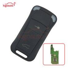 Автомобильный ключ kigoauto flip с 2 кнопками 434 МГц для porsche
