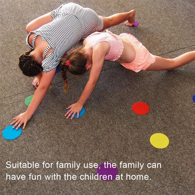Plezier Hebben 30 Pcs Originele Sit Vlekken Tapijt Marker Voor Leraren En Opvoeders On-site Markering Ronde Hartvormige Kleurrijke Mark