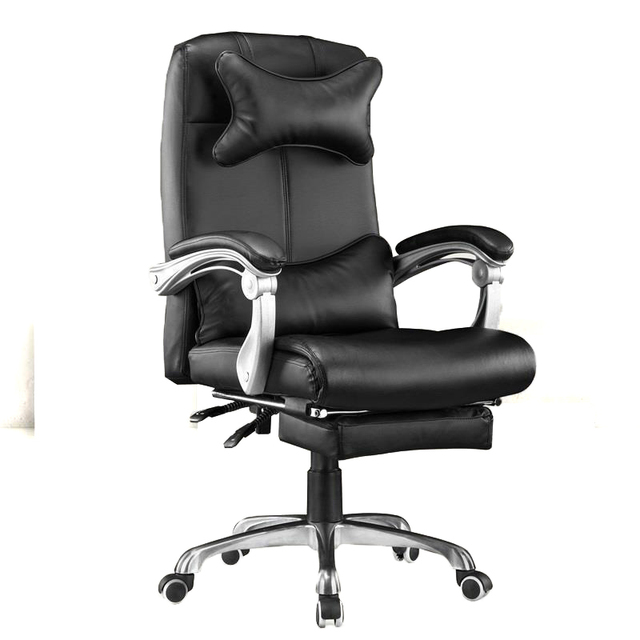 Fotel Biurowy Escritorio Ergonomic Stoel Meuble Chaise De Bureau Ordinateur Leather Office Silla Gaming Poltrona Cadeira Chair