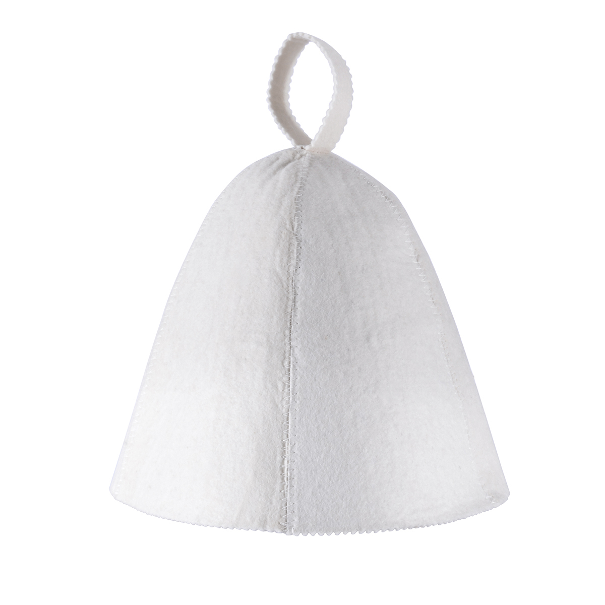 Classic Soft Wool Felt Sauna Steam Hat Bath Supply Cap Diameter 22cm Cute Shower Caps for Beauty Decor in Party Favors from Home Garden