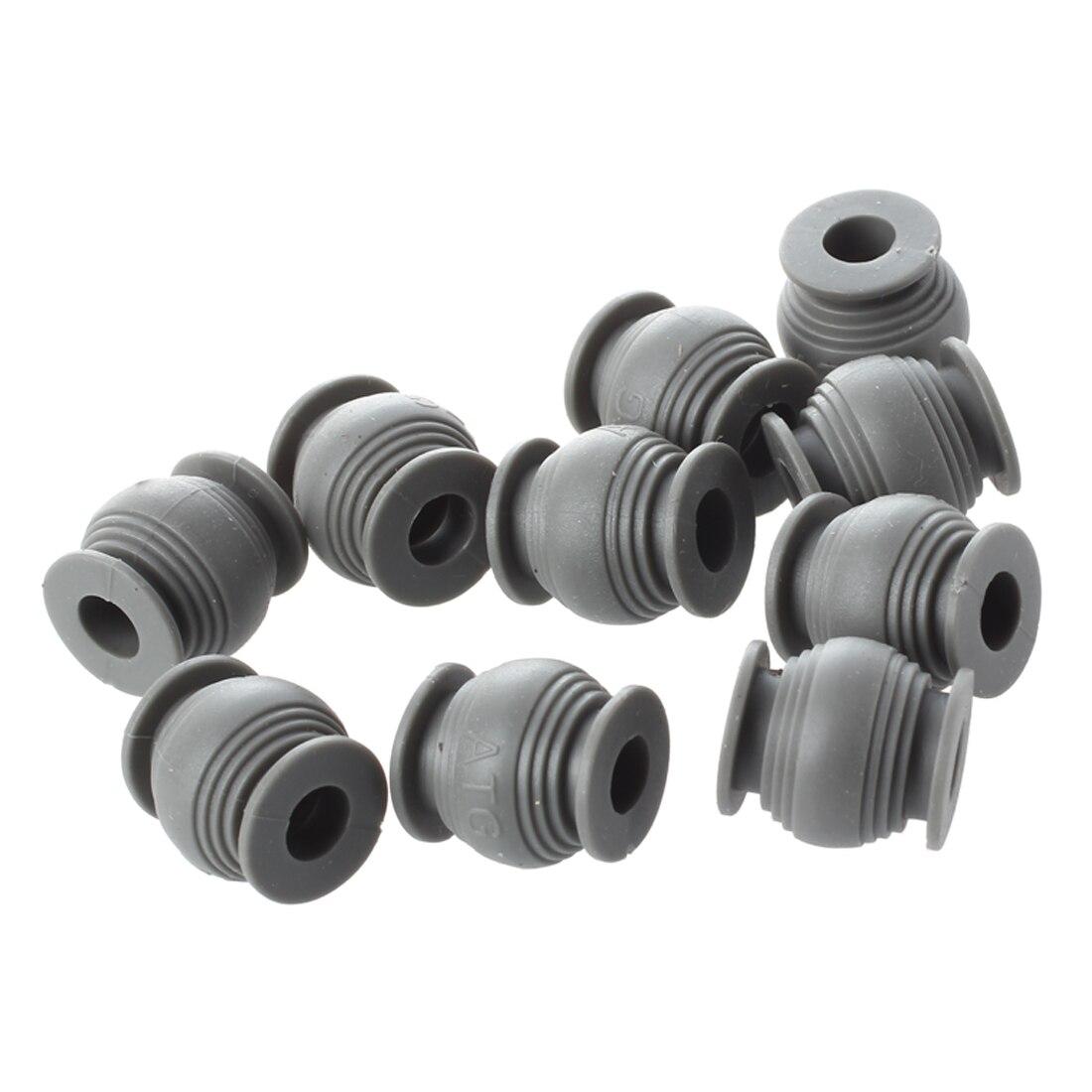 Hearty 10x Atg Av Anti Vibration Ball High Elastic Rubber Dual-head Grey 120 G Choice Materials