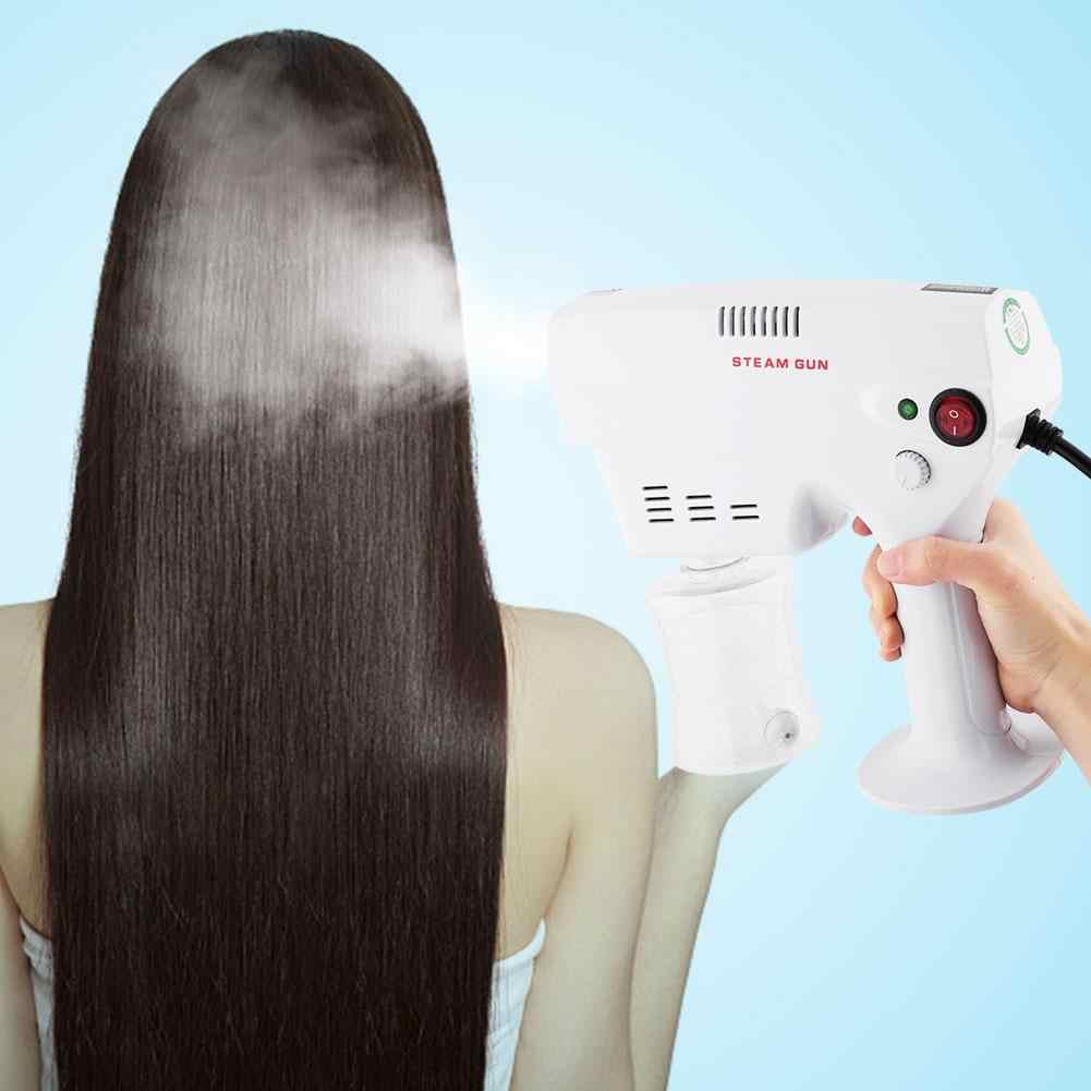 Многофункциональный Нано пароочиститель для окрашивания волос отпариватель увлажнитель инструмент для ухода за волосами ec