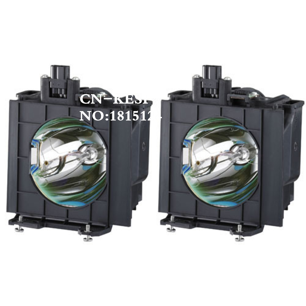 Fit For  Panasonic ET-LAD57W Replacement Lamp for the Panasonic PT-D5700, Panasonic PT-DW5100 and other Projectors - Twin Pack Fit For  Panasonic ET-LAD57W Replacement Lamp for the Panasonic PT-D5700, Panasonic PT-DW5100 and other Projectors - Twin Pack