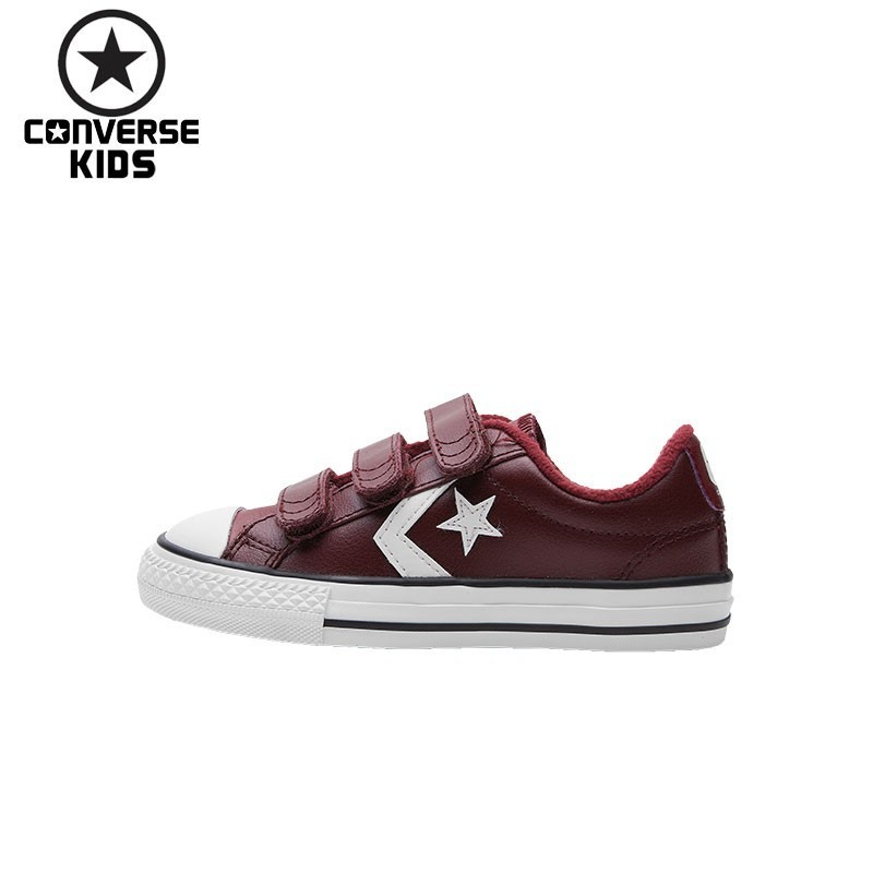Detail Feedback Questions about CONVERSE Children s Shoes All Star Magic  Subsidies Leisure Time Breathable Anti slippery Male Children Shoes   661936C ... aca273e39a24