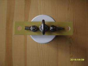 Image 2 - DYKB 1:6 1 56MHz יחס 150W Balun עבור חם HF חובב דיפול בגלים קצרים מקלט Balun
