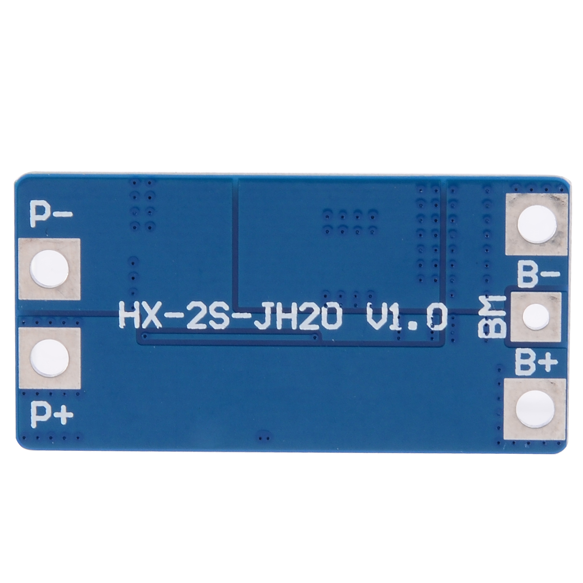 1pc 2S Balance Lithium Li ion 18650 7 4V 8 4V Battery BMS Protection PCB Board Protect Module High Quality in Inverters Converters from Home Improvement