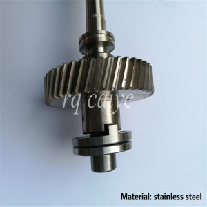 Image 2 - Stainless steel quality SM52 water roller gear shaft G2.030.201 R2.030.207 MV.101.755 MV.022.730