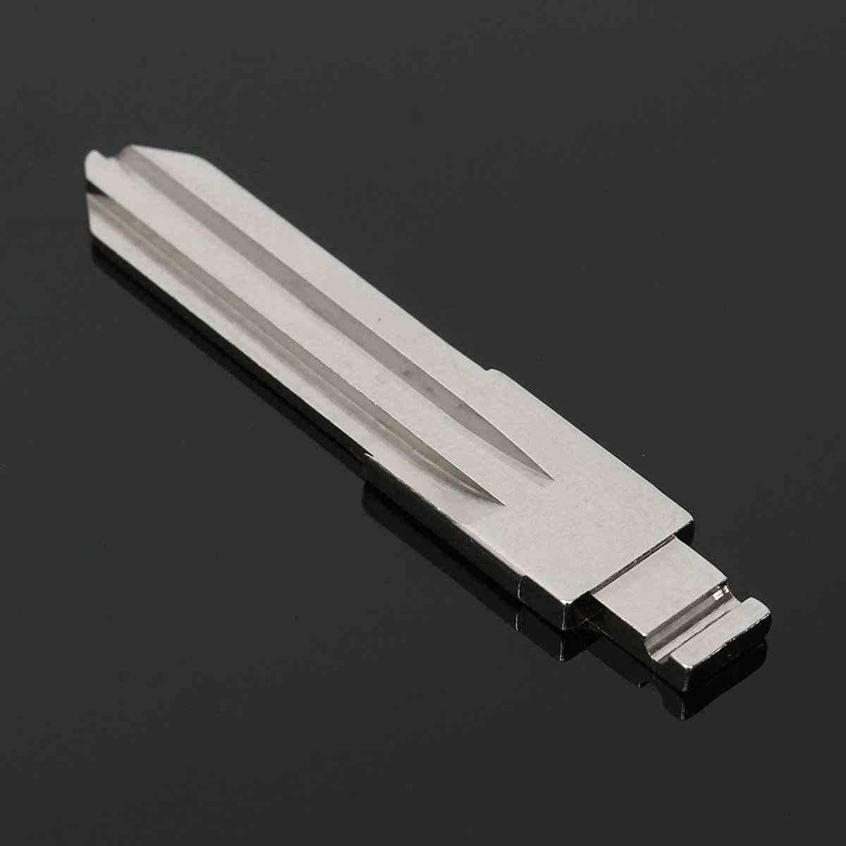 1 PC L5 Kunci Mobil Bladeuncut Mobil Pengganti Kunci Blade Case untuk Lada Shell Kosong Cvover Tanpa Chip