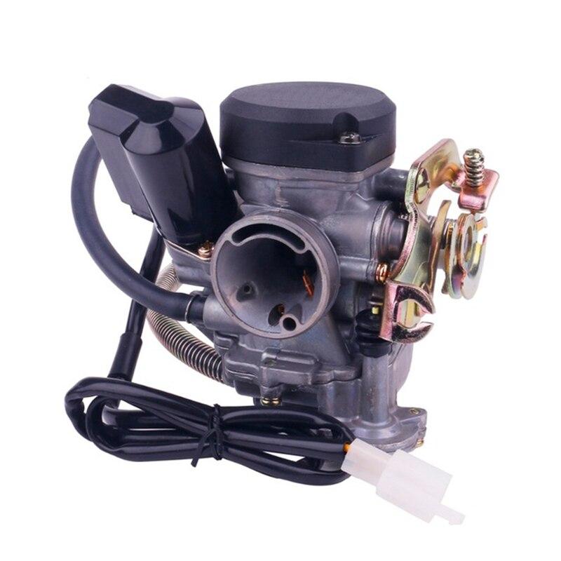 Carburateur 18mm convient pour GY6 50cc PD18J CVK 139QMB 139QMA Scooter ATV Carb nouveauCarburateur 18mm convient pour GY6 50cc PD18J CVK 139QMB 139QMA Scooter ATV Carb nouveau