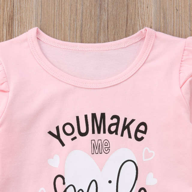 Pudcoco Girl Clothes Casual Uk Infant Newborn Baby Girls Carters Fly