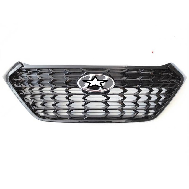 Automovil Exterior Modified Parts Car Accessories Racing Grills 04 05 06 07 08 09 10 15 16 17 18 FOR Hyundai Tucson
