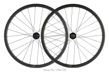 Newest 700C 30mm Road bike matt UD full carbon fibre bicycle wheelset carbon clincher rims 791 792 disc brake hubs Free shipping