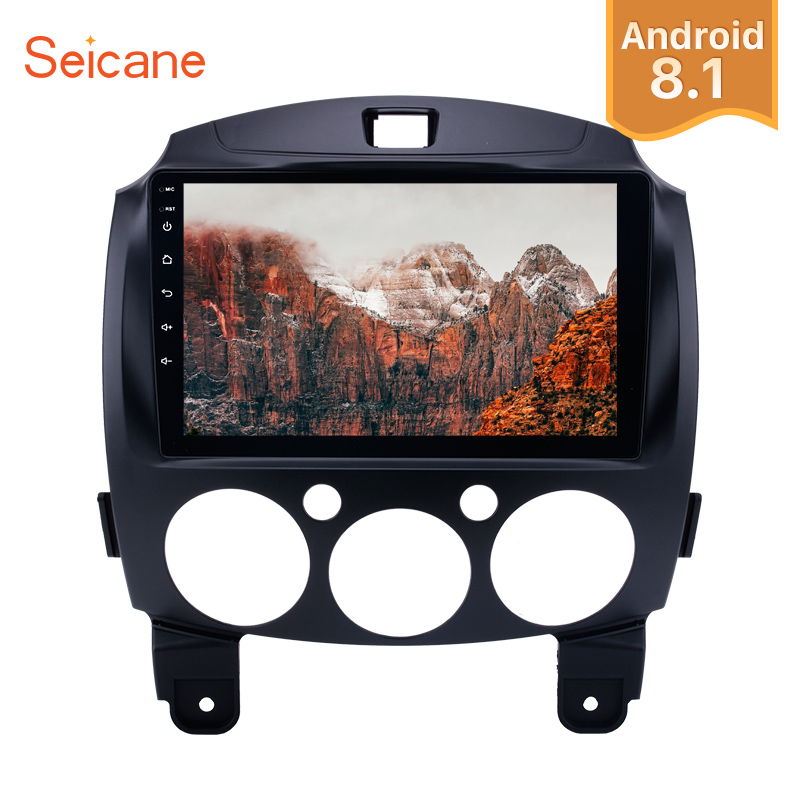 Seicane Android 8 1 9 Car font b Radio b font Multimedia Player GPS Head Unit