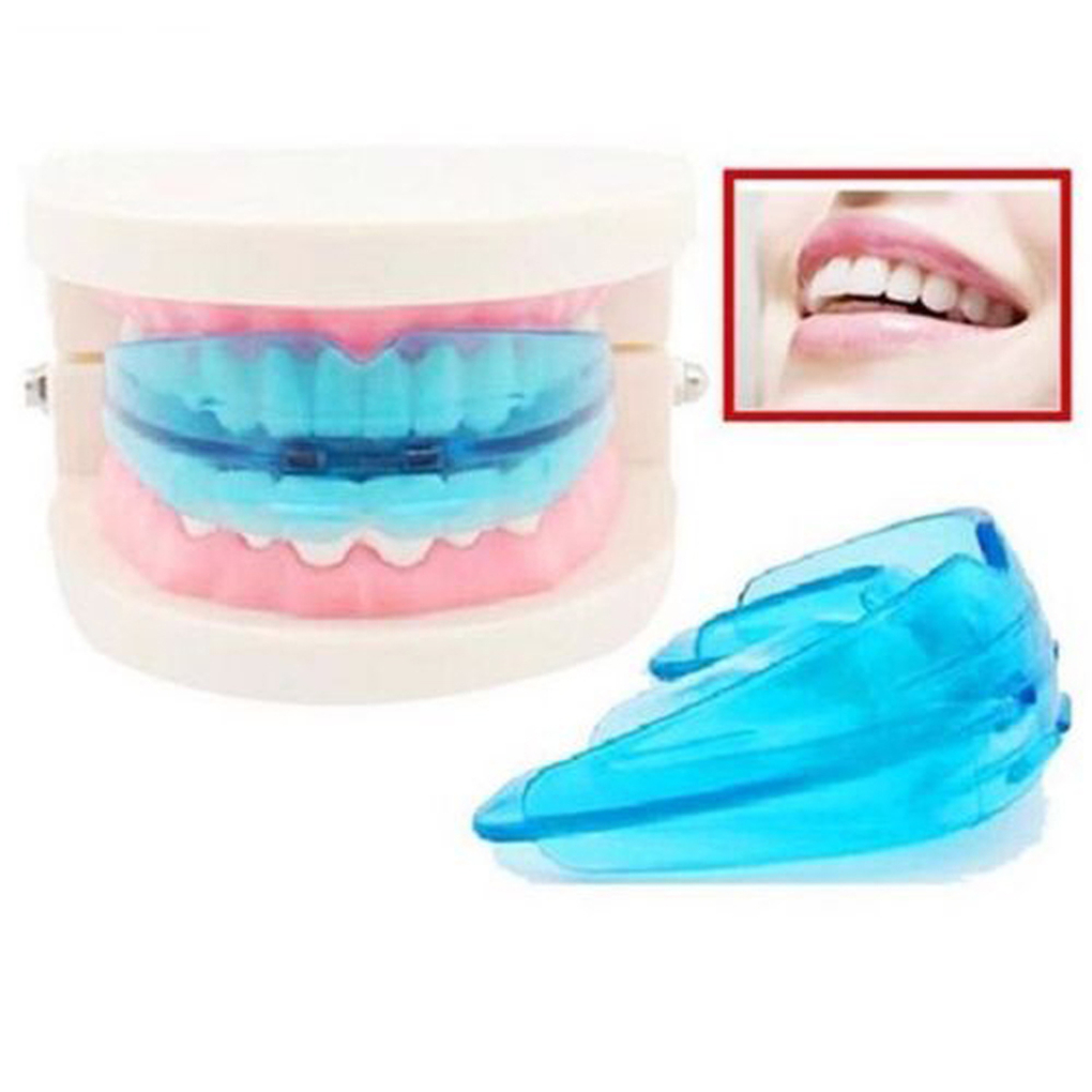 Orthodontics Dental Braces Boxing Sports Mouth Braces Snap On Smile Teeth Straight Tooth Care Tool Brackets Dental Ortodoncia