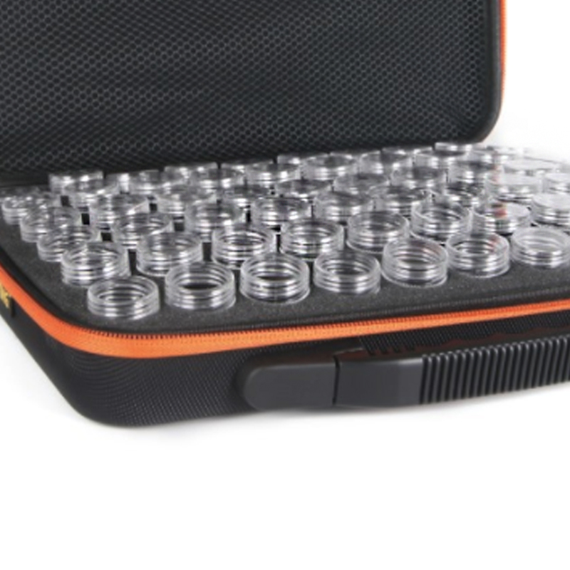 60Pcs Bottles transparent Diamond Painting Beads Storage Bottles Embroidery Beads Container Storage Box for Diamond Painting in Diamond Painting Cross Stitch from Home Garden