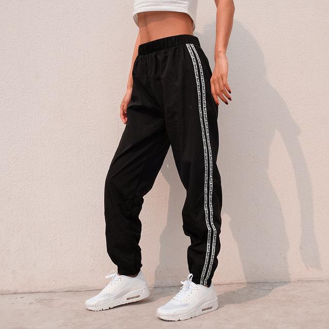 Women's Fashion Stripe Pants