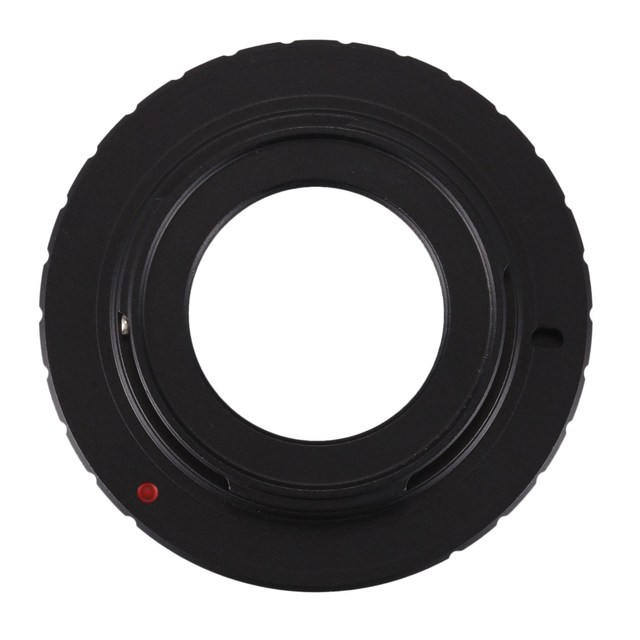 Czarne 16mm C do montażu na Cine film obiektyw do Nikon 1 do montażu na J1 V1 J2 V2 J3 V3 J4 Adapter do obiektywu pierścień C N1 C Nikon 1